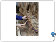 Making willow coffins at the Sowerset Willow Company, Bridgewater.