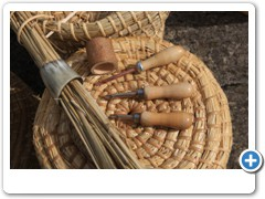 The tools used to make Bee-Skeps